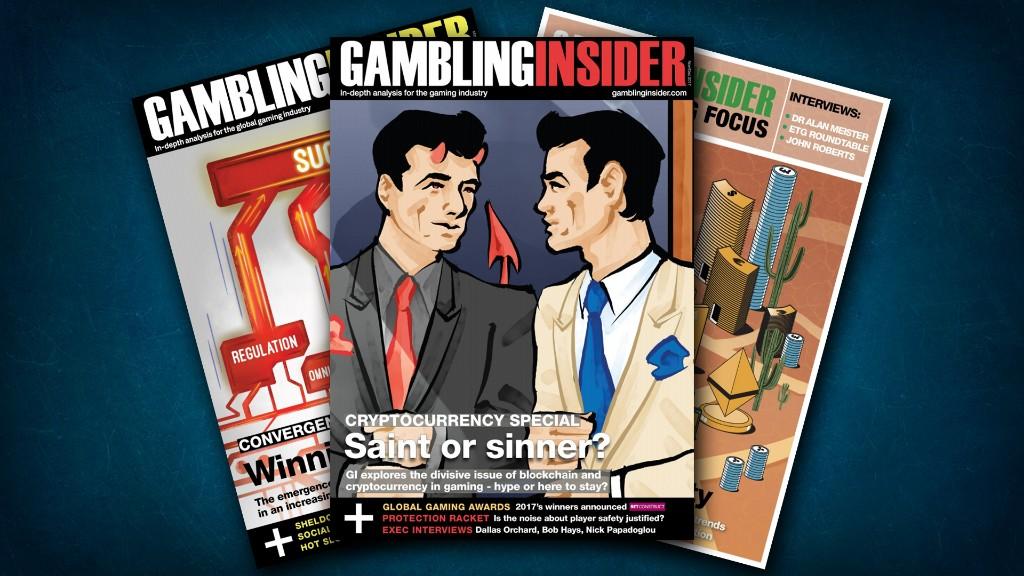 Gambling Insider Dec 2017