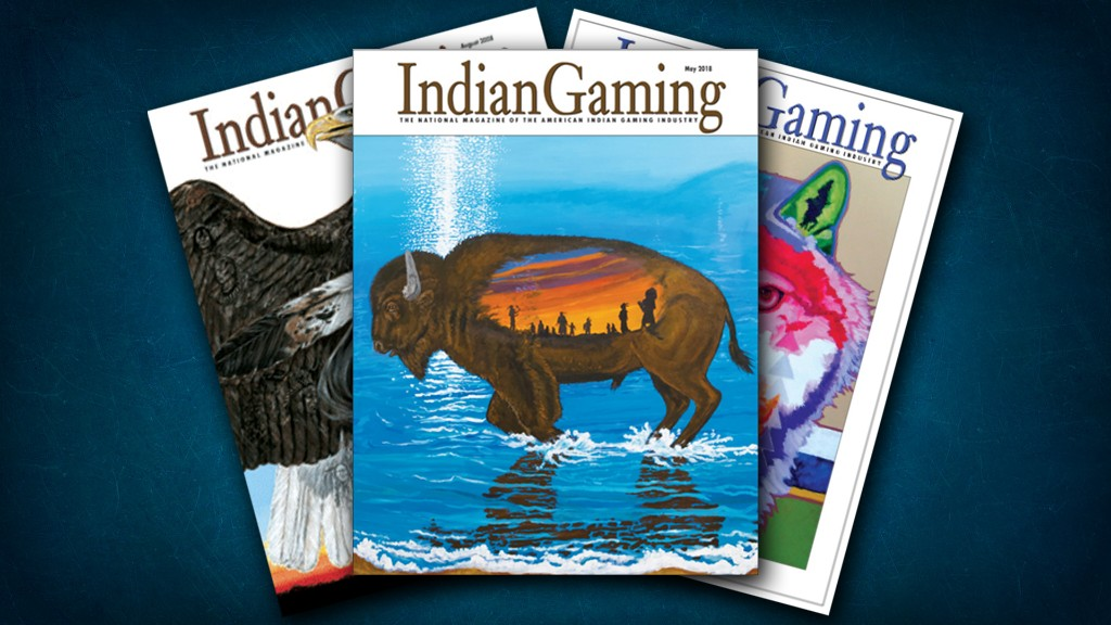 Indian Gaming May 2018