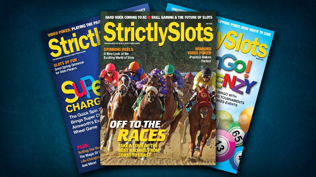 Strictly Slots May 2018