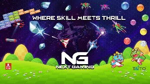 Next Gaming Where Skill Meets Thrill