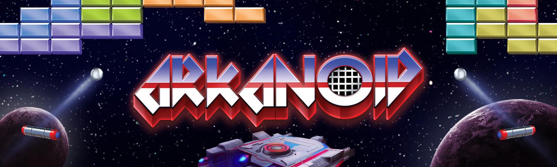 Arkanoid Banner