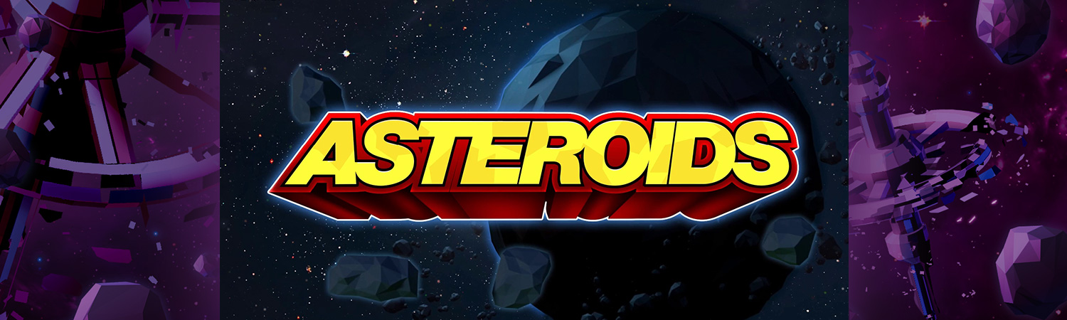 Asteroids Banner