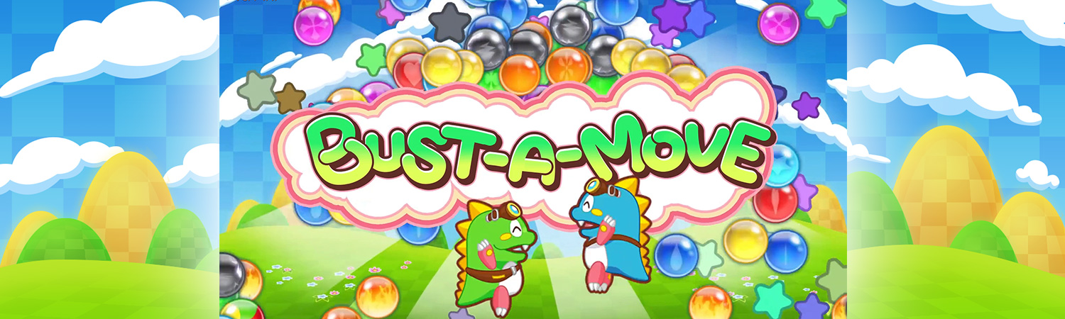 Bust-A-Move Banner