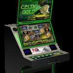Celtic Gold Cabinet