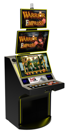Warrior Empress Cabinet