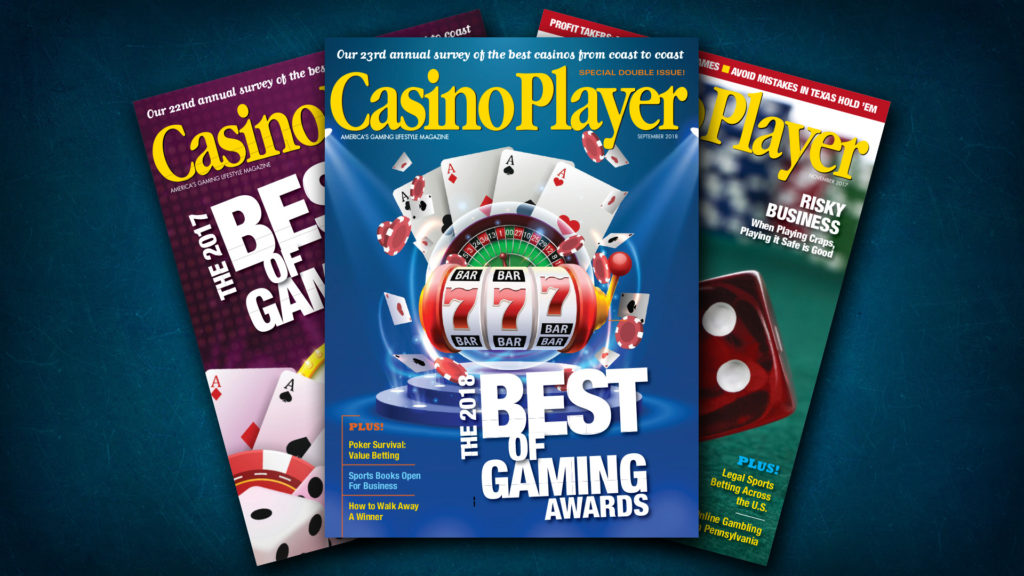 Casino Player September 2018