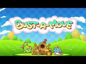Bust A Move- Skill-based game