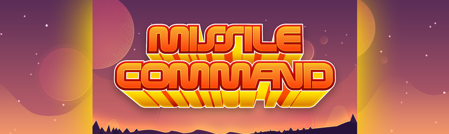 Missile Command Banner