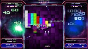 Arkanoid Game Screen 1
