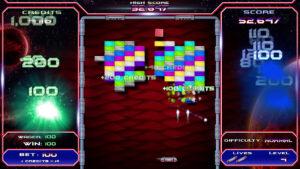 Arkanoid Game Screen 2