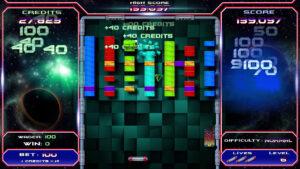 Arkanoid Game Screen 3
