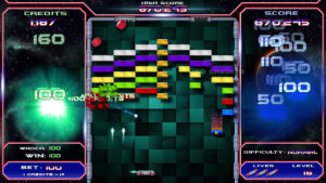 Arkanoid Game Screen 4