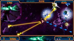 Asteroids Screen 1