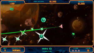 Asteroids Screen 4
