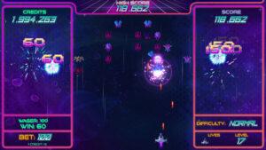 ZForce Game Screen 3