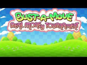 Bust-A-Move Real Money Tournament Gameplay