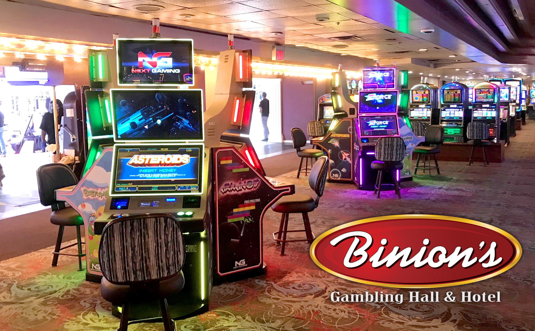 Binion's Gambling Hall and Hotel