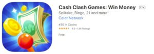 Cash Clash Games Win Money